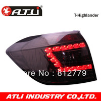 Wholesale Modified AUTO REAR LAMP LED taillight for Highlander 02