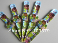 in stock Free shipping 30pcs/lot lovely girl doctor cartoon slap watches,Cartoon watch,best gift to children