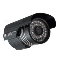 CCTVEX CMOS Color 800TVL security camera IR CUT waterproof day night vision 6MM lens long& wide range surveillance A16H