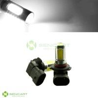 H12 7.5W Super White 330~380lm 5-LED 6500K Fog DRL Light bulb Lamp