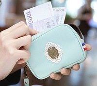 3pcs/LOT retro leather coin purse,card holder bag mobil phone bag,free shipping