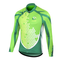 Cycling Bicycle Bike Comfortable Material Mens Outdoor Long Jersey Brand New