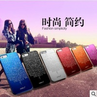 Wholesale Luxury  Laser mark Fashion Letters Words PC Skin Cover for Apple iPhone 5 5s Case Free Shipping by DHL 100pcs/lot OO5S