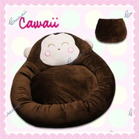 New Monkey Cats Beds Kennes Pet Thermal Dog Cats Beds Teddy autumn and winter Nests Free shipping
