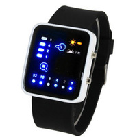 Strap led watch stunning lovers watch student watch