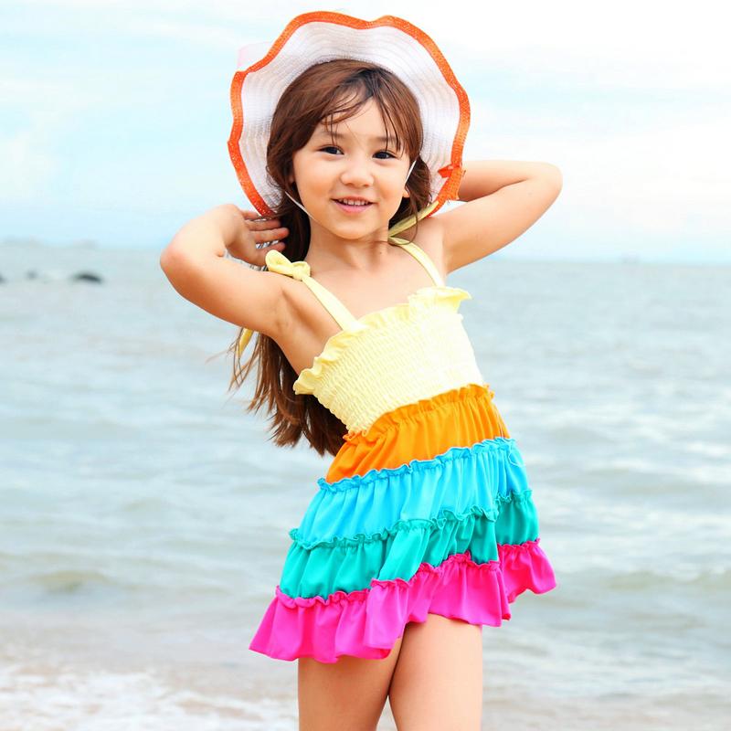 Little Girls in Swimwear Little Girl Swimwear 3