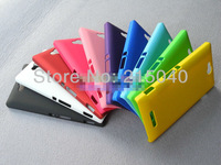 For Sony Xperia C S39h Rubber Matte Hard Case, Colorful Oil-coated Matte Cover for Sony S39h, 10pcs/lot Free Shipping! SON-066