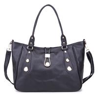 2013 Winter Genuine leather First layer of cowhide fashion handbag messenger bag shoulder bag 085