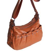 2013 NEW Genuine leather first layer of cowhide cross-body handbag shoulder bag messenger bag68331