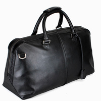 NEW Genuine leather first layer of cowhide men women luggage bag  commercial travel bag briefcase laptop bag