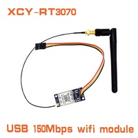 Cheaper wireless module uart ethernet server wifi module RT3070 XCY 802.11 b/g/n 150Mbps
