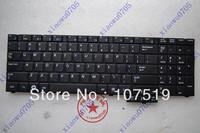 Free Shipping New Keyboard For Samsung R517 R523 R528 R530 R540 R618 R620 RV510 508 R538 black keyboard US version