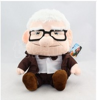 free shipping wholesale 5pcs/lot UP the Movie Grandfather Carl Stuffed Soft Plush Toy
