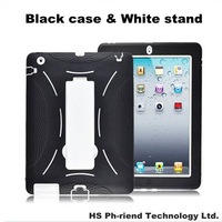 The best recommend 1 piece stand cover for ipad/case cover for ipad