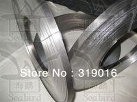 0.14 x 11 mm Molybdenum Strip Annealed Hardness 100 HV0.5