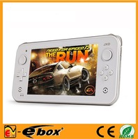 7inch JXD S7300 dual core HD game pad Amlogic 8726-M6 1GB RAM 8GB ROM android 4.1 capacitive tablet game pad free shipping