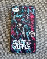 New Suicide Silence Deathcore The Cleansing Plastic Hard Case for iPhone 4 4G 4S