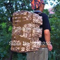 56L climbing mountaineering camping hiking backpacks,travel duffel bags,camping military equipment travel bag,tactical bag