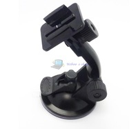 Dash & Windshield Vacuum Suction Cup Car Mount For Gopro Hero 3 Hero 2 Hero 1 with 7cm-diameter base