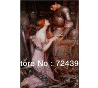 Free Shipping Unfinished Cross Stitch Kits Greek mythology Lamia Modern Decorative Painting Cross Stitch