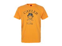 Newest Cayler & Sons Men's fashion sport t shirt boy's o neck casual t-shirt man short sleeve tees cool summer shirts
