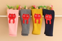 2013 ploughboys children's legging autumn clothing female child kitten boot cut jeans legging