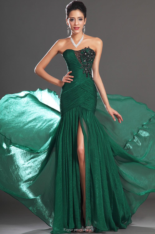 fashion mermaid bridesmaid dresses