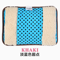 Yiwu quality plush print series of electric hot water bottle heating pads
