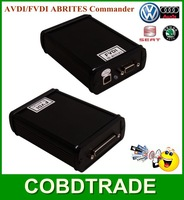 AVDI/FVDI ABRITES Commander For VAG,Skoda,Seat with VVDI ImmoPlus V13.6 with DAF software+Hyundai+KIA+Tag software high quality