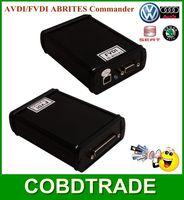 AVDI/FVDI ABRITES Commander For VAG,Skoda,Seat with VVDI ImmoPlus V13.6 with DAF software+Hyundai+KIA+Tag software high quality