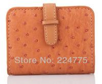 Free Shipping 1pcs Women's new fashion lady cool purse clutch wallet simple medium card holder bag