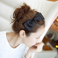 6185 hair accessory ribbon big bow hair pin hair accessory headband hair bands
