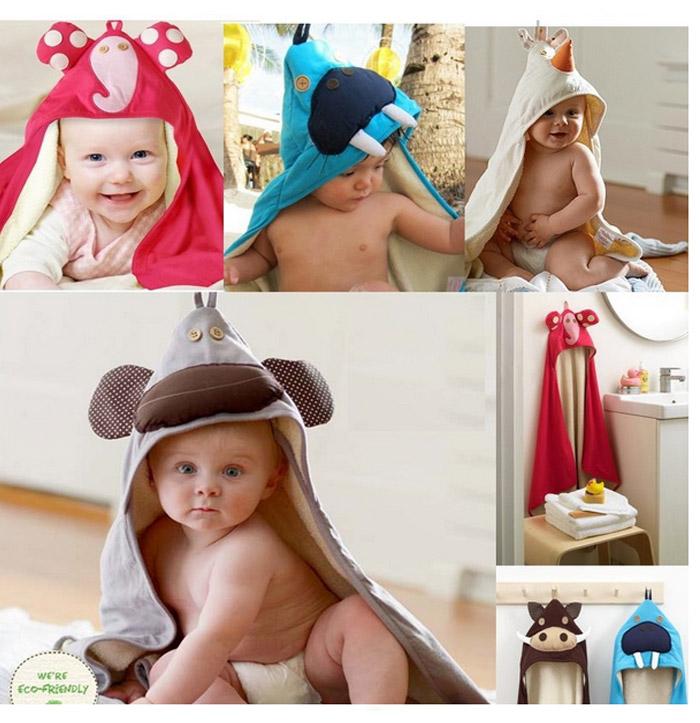 ... Character Kids Bathrobe Infant Bath Towels Kids Quilt Children Blanket