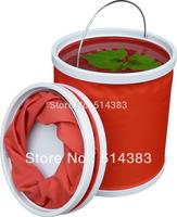 retail and Wholesale - New Folding Camping Fishing Bucket / car washing bucket