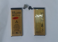 200pcs/lot golden 2680mAh,Replacement Battery For iphone4s battery, Adeje free shipping dhl