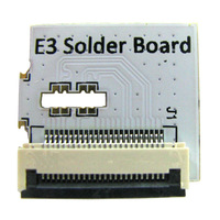 e3 solder board for e3 ode pro parts ( E3 ODE PRO QSB )