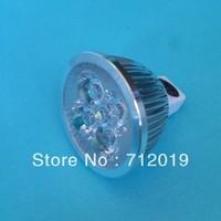 10units/lot New product High power MR16 4X3W 12W  LED Lamp Spotlight Free shipping