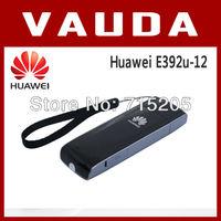 10pcs/Lot Instock Unlocked Huawei E392u-12 4G LTE USB Modem 4G data card supports LTE FDD