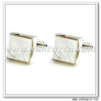 Fast Free Shipping YH-1690  Elegant  MOP Jewelry Cufflinks,High Quality Cufflinks - Factory Direct Wholesale