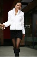 Free Shipping  Hot Selling  Faux fur coat fur vest autumn new arrival sweater vest short design WC141
