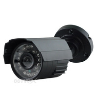 CCTVEX CMOS Color 700TVL vedio  security camera IR CUT waterproof 24 LED day night vision wide range surveillance A26CB