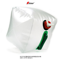 High temperature resistant 1-time folding emergency bucket water bag outdoor bag, free shipping