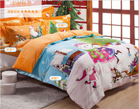 Best gift for Christmas bedding set hot selling bed set special design duvet cover/bed linen