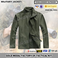 TAD Fleece jacket military casual men jacket