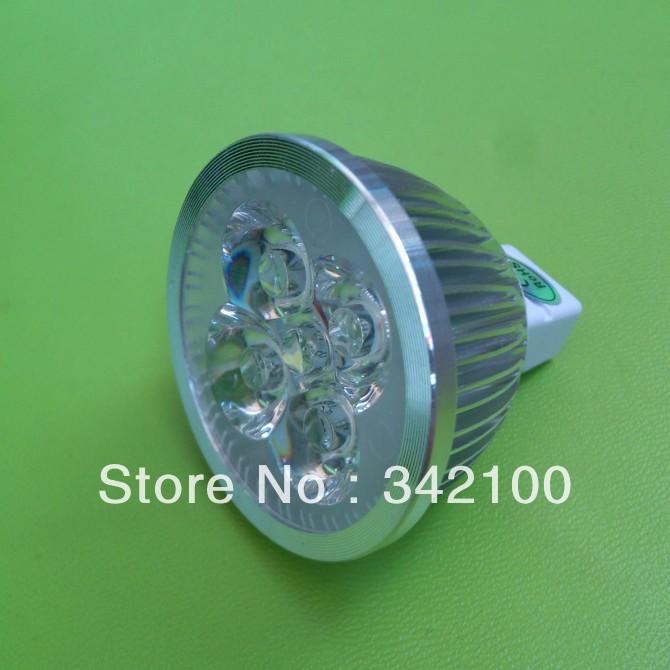 Sales DHL FREE 20PCSx MR16 220V 12W LED SpotLight Bulbs(China (Mainland))