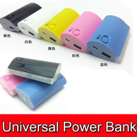 30pcs  5600mah universal Power Bank USB  Battery charger w/ 4 indicating lamps for iPhone Samsung HTC Free Shipping