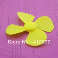 4 blade propeller 2.0MM hole fan leaves  Oars Technology Production  Aircraft Parts Motor model aircraft accessories