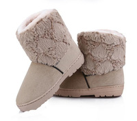 Free shipping winter boots women thicken snow boots warm platform boots snowshoes