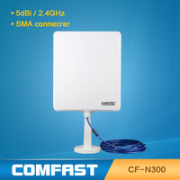 Comfast N300 RALINK RT3072 Chipset 300Mbps 802.11g\b\n Usb long range  wireless wifi adapter