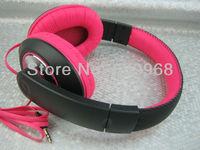 2014 pink/blue/orange/green headphone noise cancelling go pro studio headphones auriculares